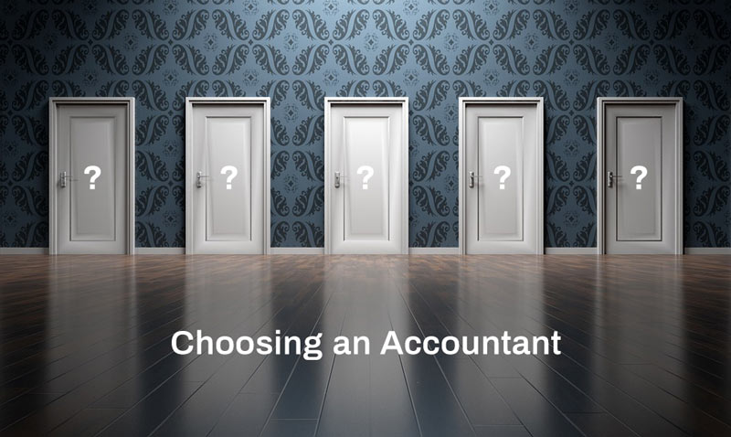 8 Things To Consider When Choosing An Accounting Firm
