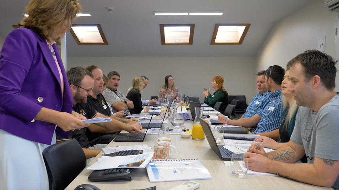 Mentoring Programme Attendees
